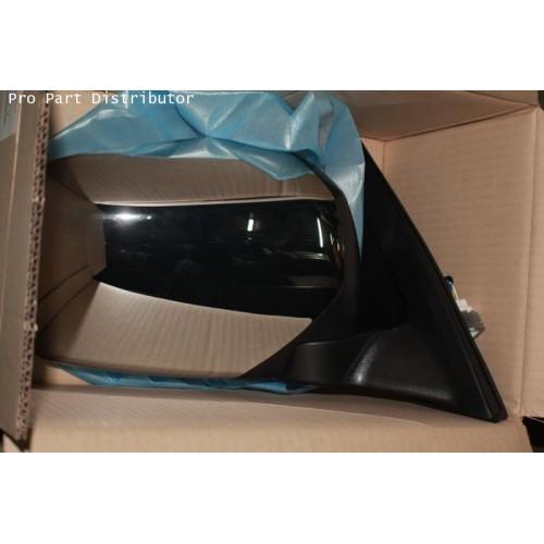 กระจกมองข้างชุบ ด้านขวา(ไฟฟ้า) 3สาย อะไหล่แท้ รถยนต์ มิตซูบิชิ MITSUBISHI TRITON (รหัส MN-136776T)