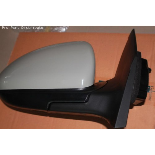กระจกมองข้างไฟฟ้า ข้างขวา รถยนต์ เชฟโรเลต ครูซ RH CRUZE 2011(1.6CC) อะไหล่แท้ (รหัสอะไหล่ 95063443)