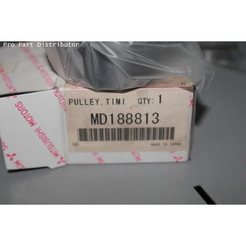 ลูกลอกสายพานราวลิ้น รถยนต์ มิตซูบิชิ MITSUBISHI E54 24V(ตัวเล็ก)อะไหล่แท้รถยนต์ (รหัส MD-188813)