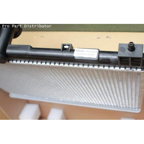 หม้อน้ำ DENSO สำหรับ รถยนต์ โตโยต้า วีออส TOYOTA VIOS(NCP42) 2002-04 AT อะไหล่แท้(รหัส 422175-8000)