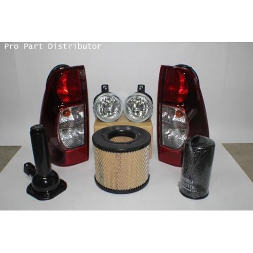ไส้กรองอากาศ POWER-S สำหรับ รถยนต์ อีซูซุ ISUZU TFR (8-94334906-0) อะไหล่แท้ รถยนต์(รหัส PSA-103-S)