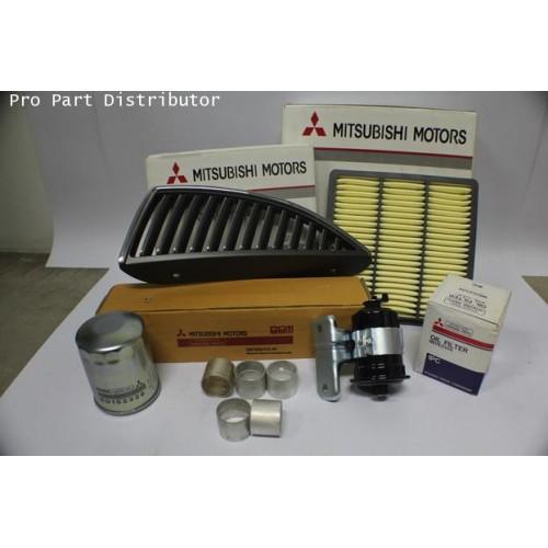 ไส้กรองอากาศPOWER-S สำหรับ รถยนต์ มิตซูบิชิ MITSUBISHI LANCER CB1,CB2(MD620508)(รหัส PSA-214A-S)