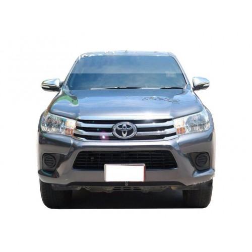 ไฟหน้า ข้างซ้าย รถยนต์ Toyota Hilux Revo GUN125 ปี 2015 - 2017 อะไหล่แท้ รถยนต์ Toyota (81150-0K691)