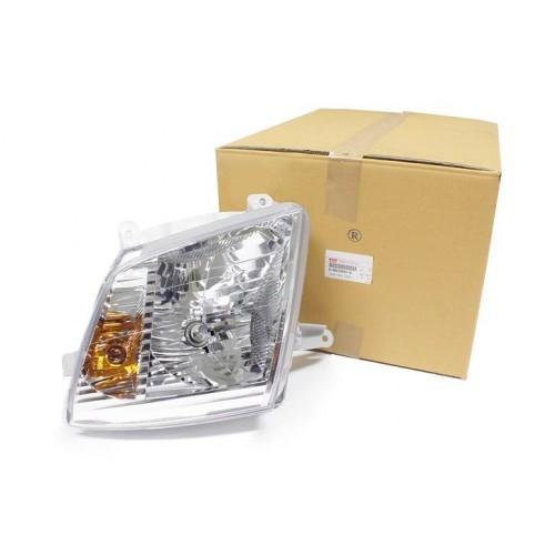 ไฟหน้า ข้างขวา แบบ ฮาโลเจ้น  รถยนต์ Isuzu D-Max  ปี 2007–2011 อะไหล่แท้ รถยนต์ Isuzu (8-98079991-0)