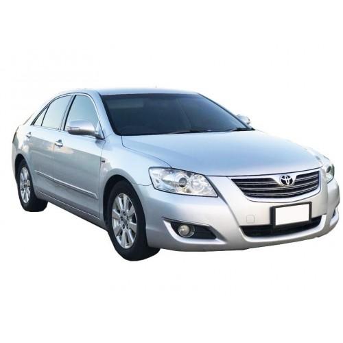 ไฟหน้า ข้างซ้าย รถยนต์ Toyota Camry 2,400 CC ACV40 ปี 2006-2009 อะไหล่แท้ รถยนต์ Toyota(81150-06271)