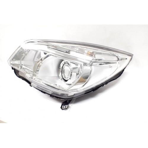 ไฟหน้า ข้างซ้าย แบบ Projector รถยนต์ Chevrolet Colorado 2,500 ปี 2012เป็น อะไหล่แท้ (รหัส 94708896)