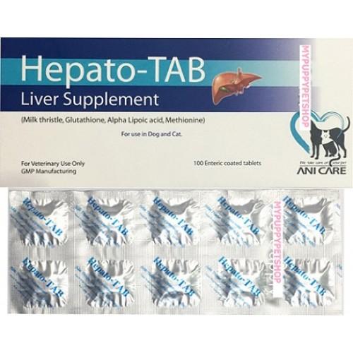 Hepato-Tab (Plus Vit C+B)������������������������������������������������������������������������������ ������������������������������������������������������������ (���������������100 ������������) EXP:092021