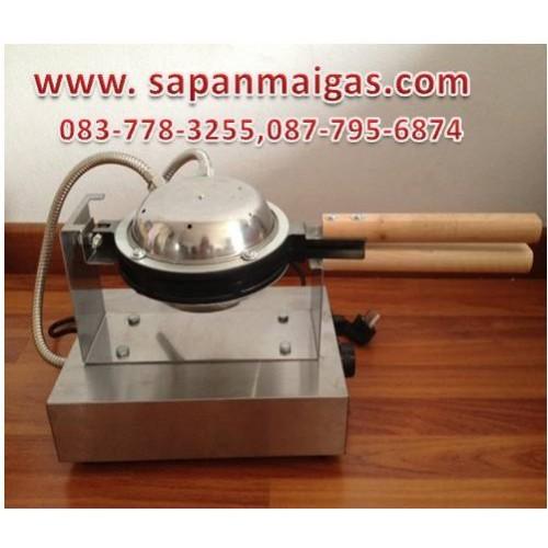 เตาวาฟเฟิลฮ่องกง  ไฟฟ้า รุ่น FY 6 (กล่องเหลือง)