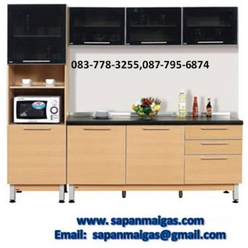 ชุดครัวสำเร็จรูป Modular set 232.40 cm.