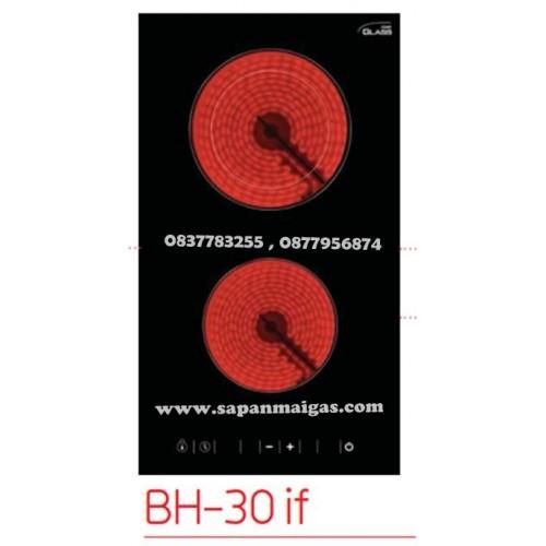 เตาไฟฟ้าเซรามิค ลัคกี้เฟลม รุ่น BH-30 if (Vitro Ceramic Hob)