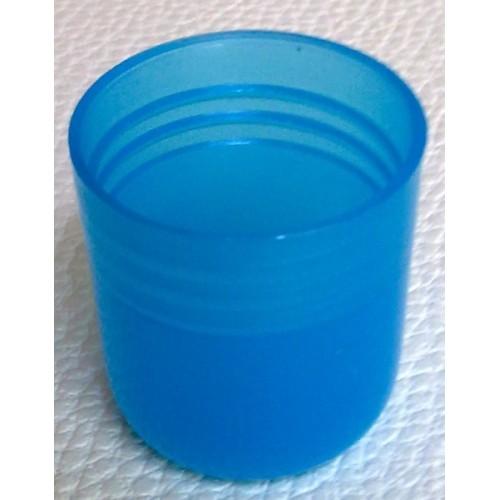 ชุดโรลออนขนาด 35 มล.+ฝาสีฟ้าใส+ลูกกลิ้ง (บรรจุ 1000 ชิ้น)
