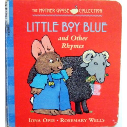 นิทานคำกลอน LITTLE BOY BLUE and other Rhymes