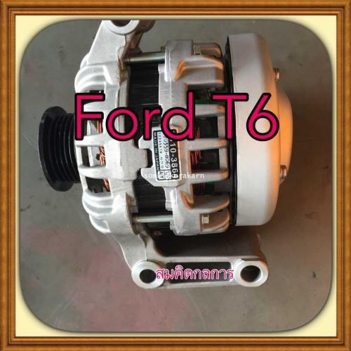 ไดร์ชาร์ต Ford_T6