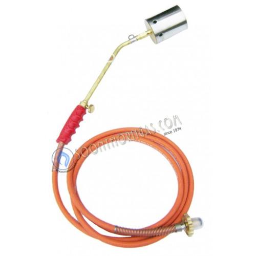 ชุดหัวเผาแก๊ส MODEL. 5HT-300HO ขนาดหัวเผาแก๊ส 3 นิ้ว