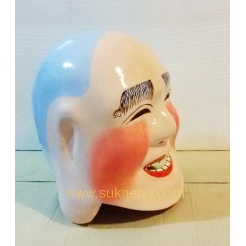 หน้ากากแป๊ะยิ้ม - แบบไฟเบอร์