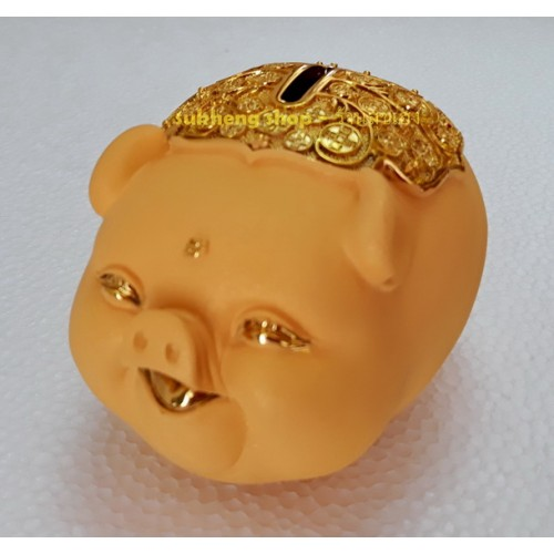 หมูทอง กระปุกออมสินหมื่นเหรียญ ขนาดเล็ก