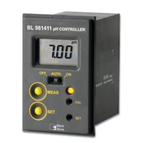 BL 981411-1เครื่องวัดค่ากรดด่างแบบควบคุมอัตโนมัต HANNA,เครื่องวัดพีเอช,เครื่องวัดค่าพีเอช,ph control