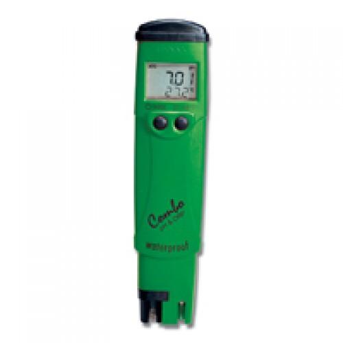 เครื่องวัดค่ากรดด่างออกซิเดชั่น-รีดักชั่น HANNA HI98121 PHORP METERSเเบบปากกา
