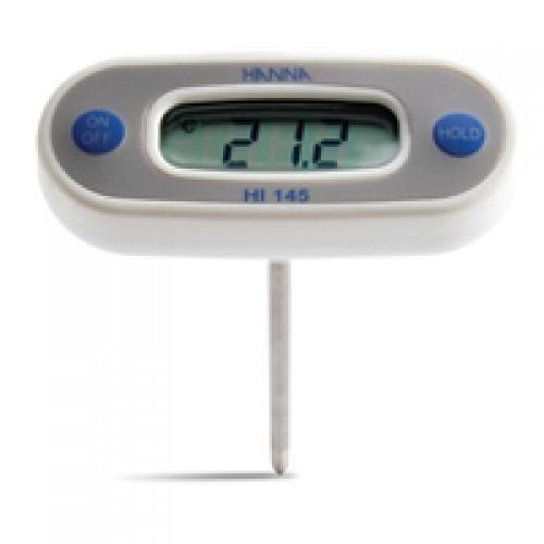 เครื่องวัดอุณหภูมิเเบบพกพา ยี่ห้อ HANNA รุ่น HI145