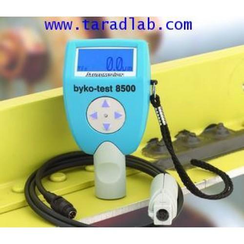 เครื่องวัดความหนาสี thinkness ยี่ห้อ BYK-GARDNER รุ่น test-8500basic fe