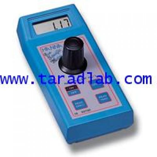 เครื่องวัดปริมาณแอมโมเนีย เครื่องวัดค่าเเอโมเนีย (Ammonia) LR ยี่ห้อ HANNA รุ่น HI 93700