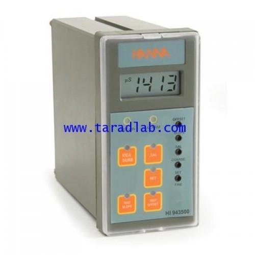 Conductivity Analog Controller เครื่องควบคุมความนำไฟฟ้าแบบอนาล็อก HI943500A