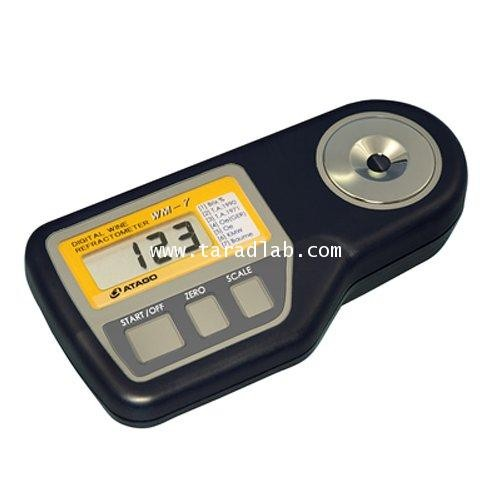 Atago 3415 WM-7 Digital Wine Refractometer